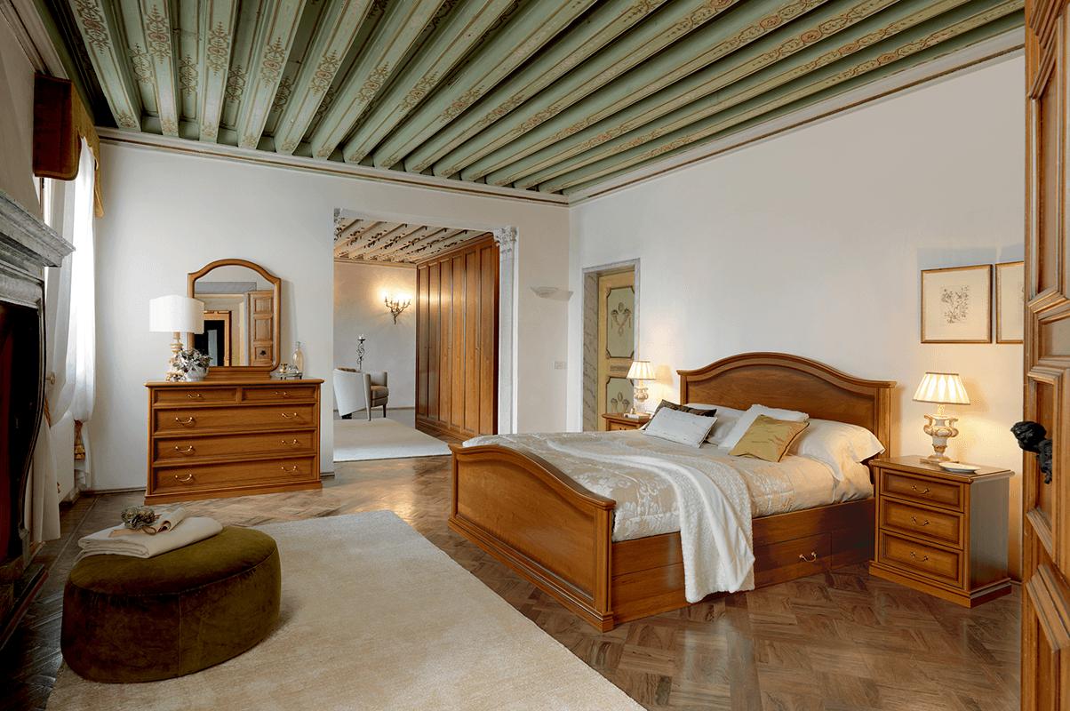 Camere da letto arredamenti neziosi - Costo camere da letto ...