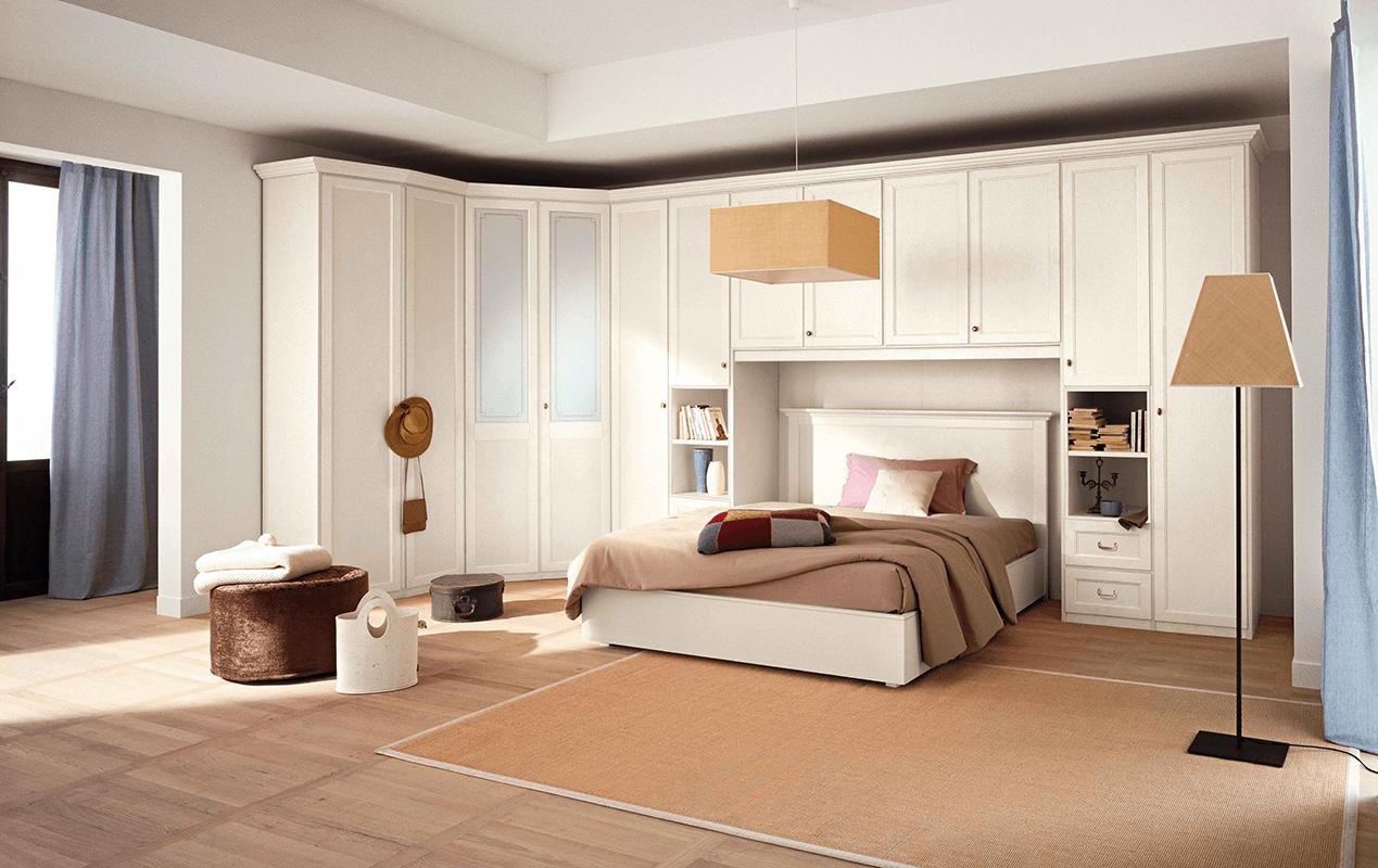 Camere da letto arredamenti neziosi for Aziende camere da letto